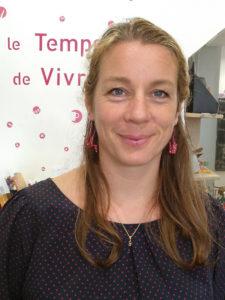 Claire Jacquemin au Temps de Vivre